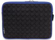 Manhattan tablet bubble case universal blue/black tablet case