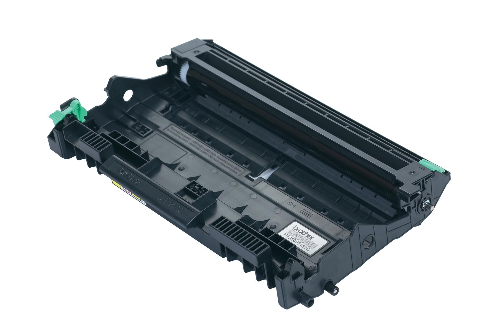 BROTHER DR-2100 Trommel schwarz Standardkapazität 12.000 Seiten 1er-Pack