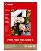 CANON PP-201 plus Foto Papier inkjet 260g/m2 A4 20 Blatt 1er-Pack