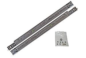 FUJITSU RMK Server groesser 2U max 50kg Drop-in-Schienen ohne Kabel-Management-Adapter 714-785mm Einbautiefe bis 783mm Holmabstand