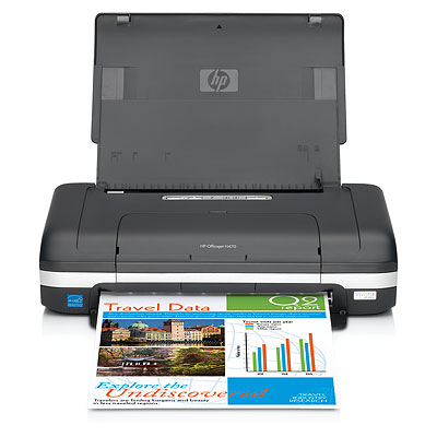 Inktjet & Foto Printer HP Officejet H470wbt
