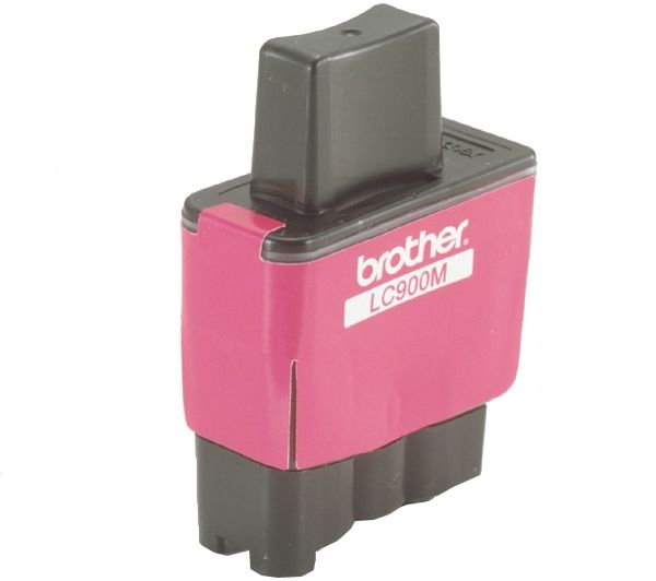 BROTHER LC-900 Tinte magenta Standardkapazit�t 400 Seiten 1er-Pack