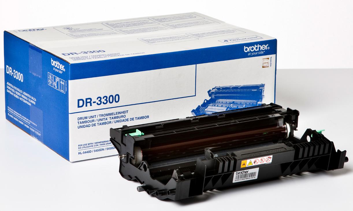 BROTHER DR-3300 Trommel Standardkapazität 30.000 Seiten 1er-Pack