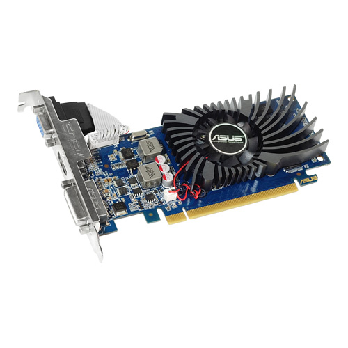 Asus VGA PCIe NVD GT610-1GD3-L WITHOUT LOWPROFILE         BRACKET