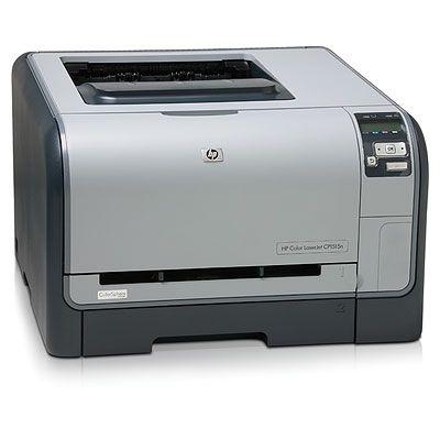 Laser Printer HP LaserJet Color LaserJet CP1515n Printer