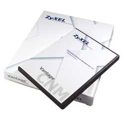 ZYXEL Lizenz E-Vantage CNM 25 Devices, S-VL0025, ROHS Managementsoftware for ZyWALL, 25 User-Lizenz, Windows/Linux