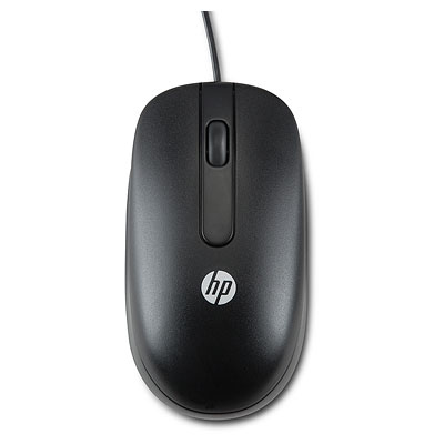 Muis HP USB 1000dpi Laser Mouse