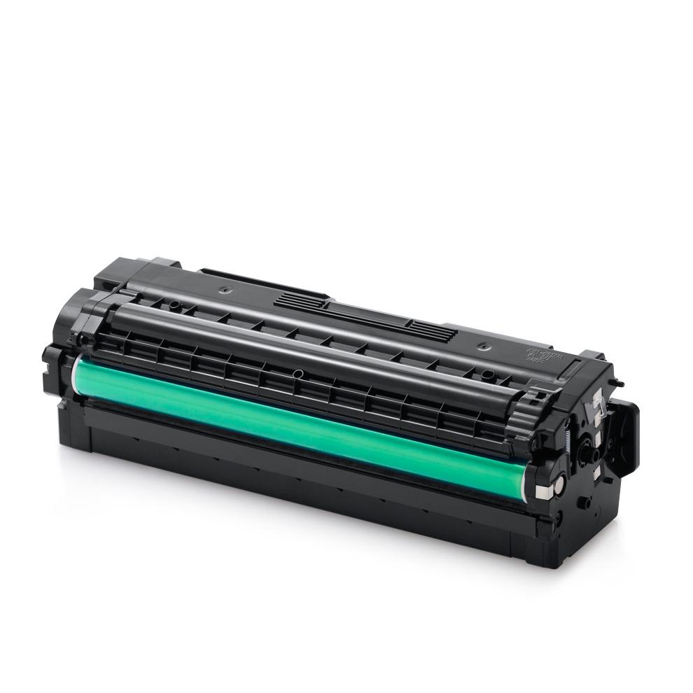 SAMSUNG CLT-C506L/ELS Toner cyan hohe Kapazit�t 3.500 Seiten 1er-Pack
