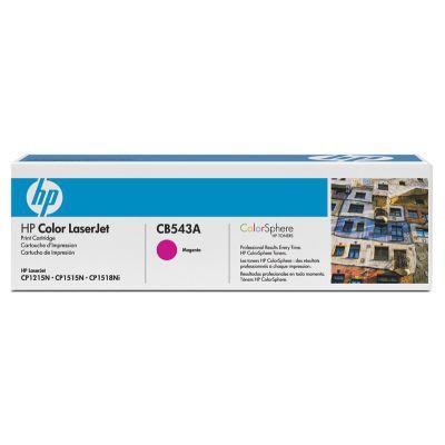 Toner HP CP1215       magenta     CB543A