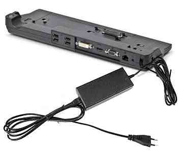 Docking station Fujitsu Port Replicator 3pin AC Adapter
