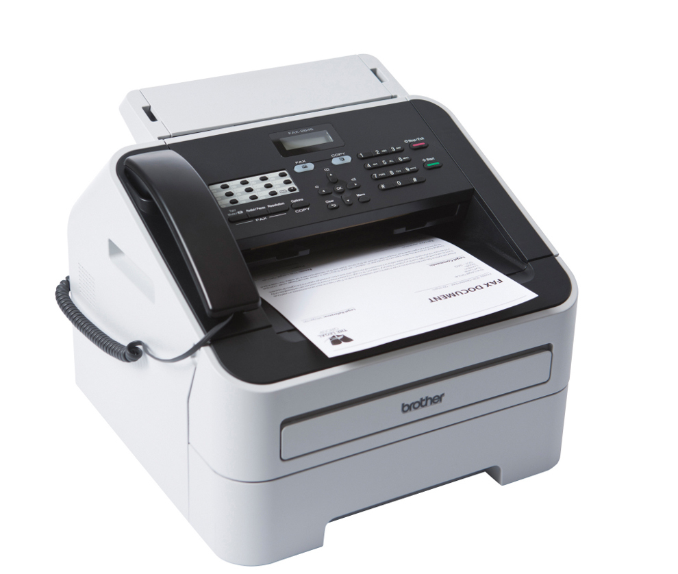 Fax Brother Fax-2845 Laser