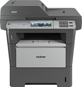 All-in-One Printer Brother DCP-8250DN multifunctional