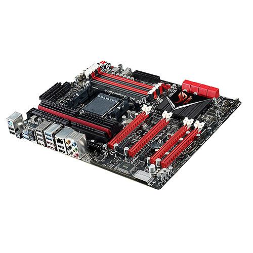 ASUS CROSSHAIR V FORMULA-Z AM3+ 4x DDR3 max. 32GB ATX