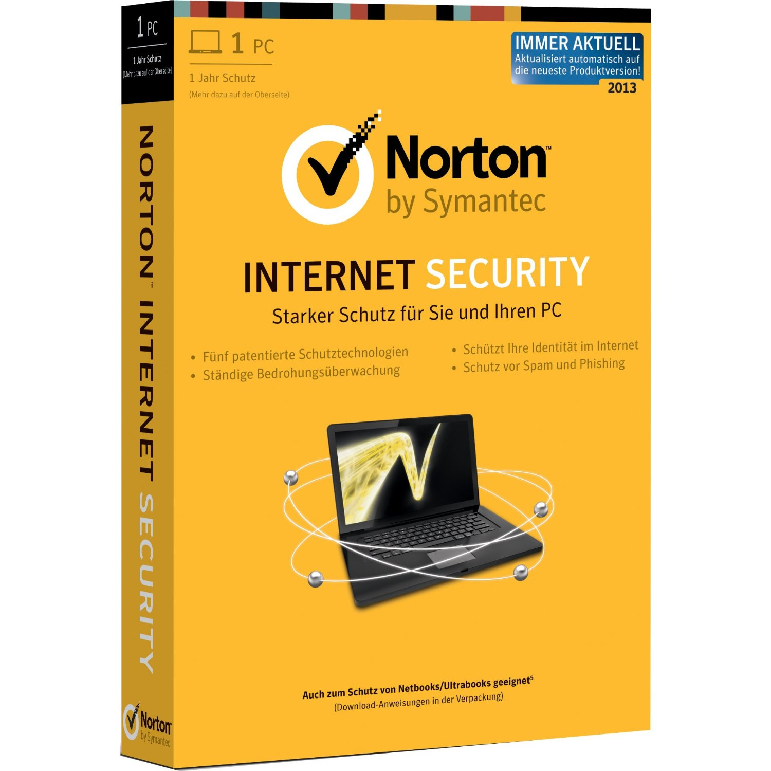 Symantec Norton Internet Security 2013, UPG