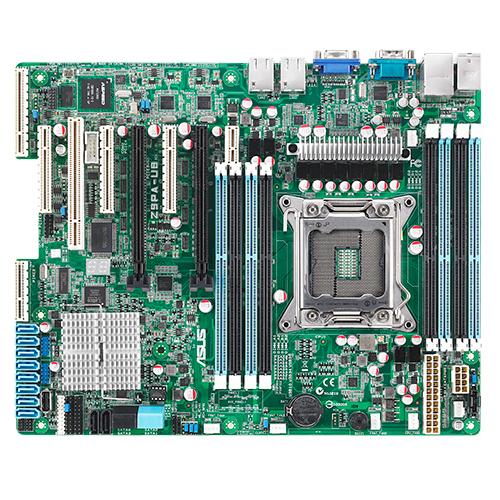 ASUS Z9PA-U8 Intel C602A 3Jahre ARS ATX 12Zoll x 9,6Zoll 8x DDR3 2xIntel 82574L + 1x Mgmt LAN PCI-E