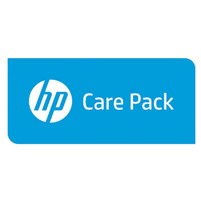 HP 5 year Next Business Day Exchange Thin Client Only Hardware Service