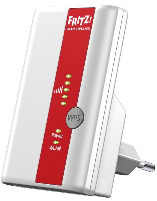 AVM FRITZ!WLAN Repeater 310 - WLAN N mit bis zu 300 MBit/s im 2,4 GHz-Band