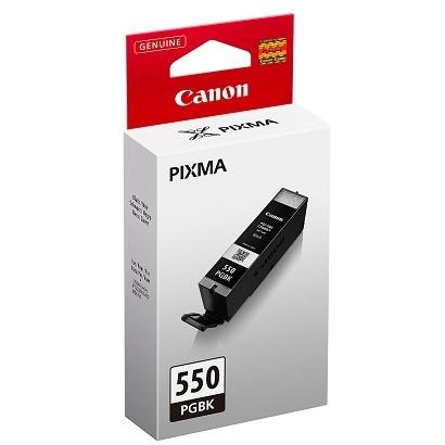 CANON PGI-550 PGBK Tinte schwarz Standardkapazität 300 Seiten 1er-Pack