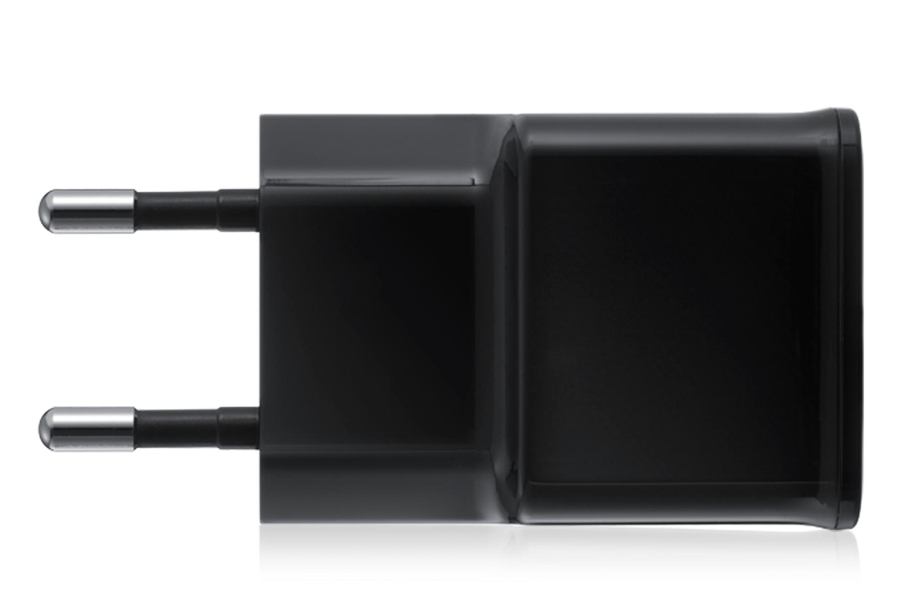 Samsung Ladeger�t+Kabel1,5m micro USB Black Rtl.