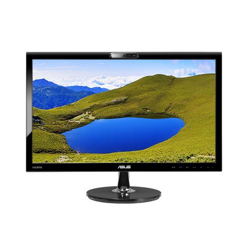 ASUS 54,7cm (21,5) VK228H   DVI+HDMI Spk Webcam