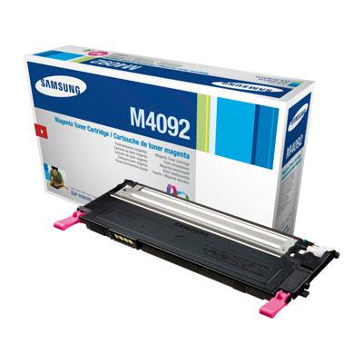 SAMSUNG CLT-M4092S Toner magenta hohe Kapazit�t 1.000 Seiten 1er-Pack