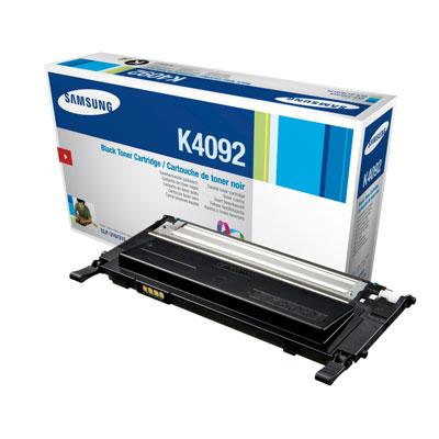 SAMSUNG CLT-K4092S Toner schwarz Standardkapazit�t 1.500 Seiten 1er-Pack