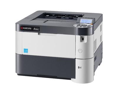 L Kyocera FS-2100DN 40S. LAN/Duplex