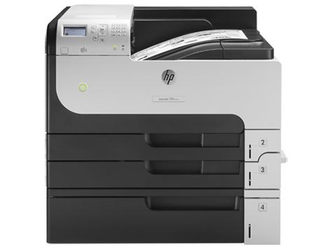 Laser Printer HP LaserJet Enterprise 700 M712xh