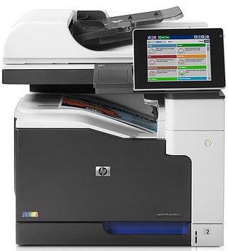 All-in-One Printer HP LaserJet M775dn