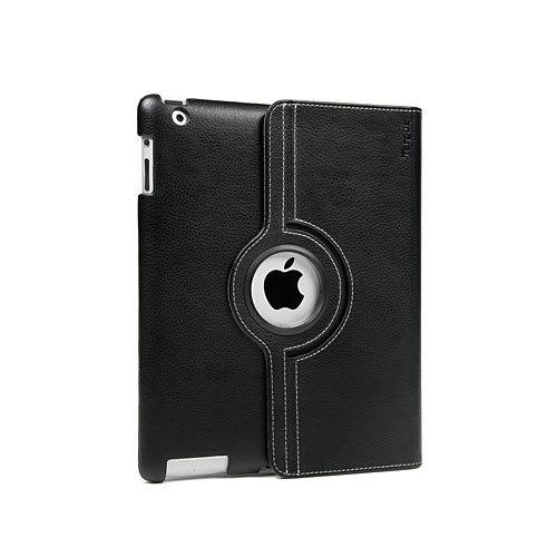 TARGUS VersavuCase 360 Grad für iPad 2,3,4 - Schwarz, Kunstleder