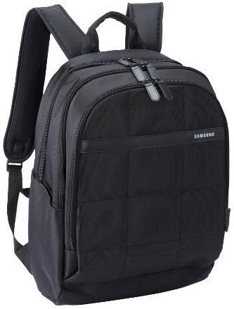 SAMSUNG PNB-B75 - Anti-Shock Rucksack geeignet fuer Notebook bis 15,6 Zoll Abmessungen 31 cm (L) x 8cm (W) x 46cm (H)