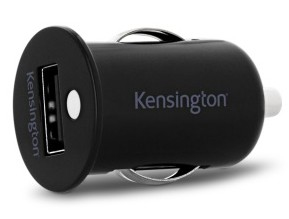 KENSINGTON Power Bolt 2.1 Car Charger Powerwhiz Tablets/Smartphones