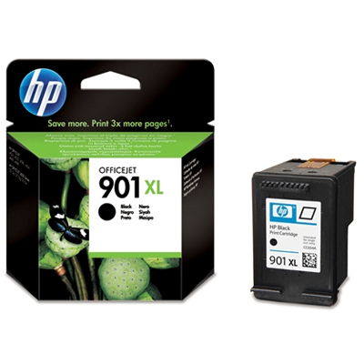 Inktpatroon HP 901XL originele high-capacity zwarte inktcartridge