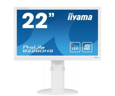 Scherm iiyama ProLite B2280HS-W1 21.5