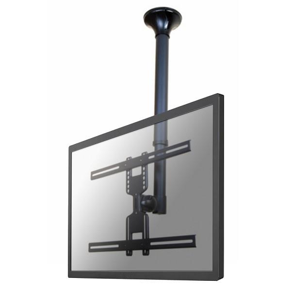 NEWSTAR FPMA-C400BLACK Deckenhalterung universelle halterung fuer LCD/LED/Plasma-Bildschirme bis 52 Zoll 130 cm