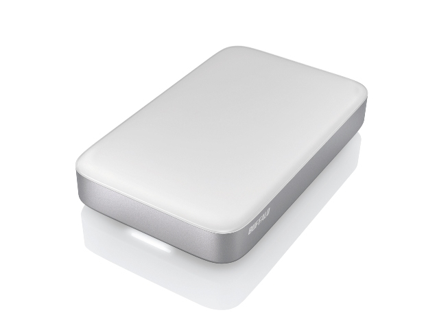 BUFFALO MiniStation SSD Thunderbolt + USB3.0 6,4cm 2,5Zoll 256GB