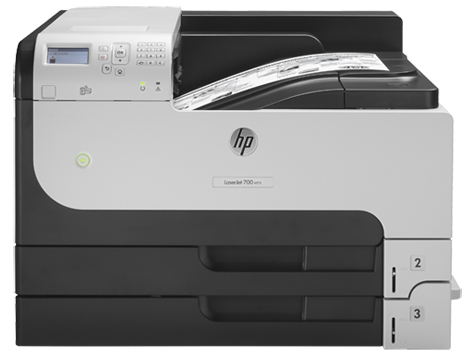 Laser Printer HP LaserJet Enterprise 700 M712dn