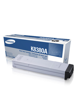 SAMSUNG CLX-K8380A Toner schwarz Standardkapazit�t 20.000 Seiten 1er-Pack