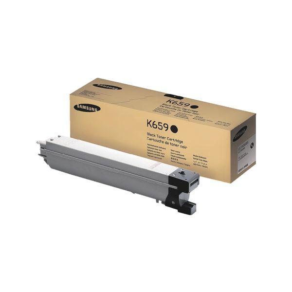 SAMSUNG CLT-K659S Toner schwarz Standardkapazit�t 20.000 Seiten 1er-Pack