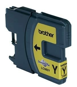 Brother LC-980Y yellow
