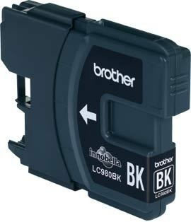 Brother LC-980BK black