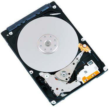 500GB Toshiba MQ01ABF050 5400RPM 8Mb