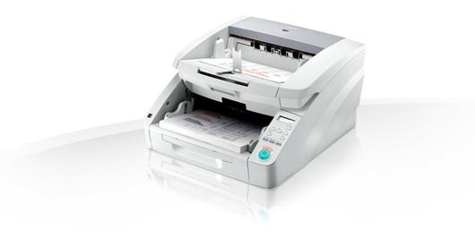 CANON DR-G1100 Dokumentenscanner A3 Duplex 100ppm 500Blatt ADF 25000 Scanns/Tag ISIS/TWAIN CapturePerfect Kofax VRS Basic USB