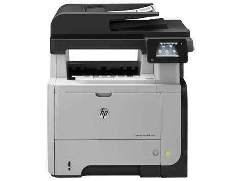 All-in-One Printer HP LaserJet Pro M521dn Laser A4 Zwart, Grijs