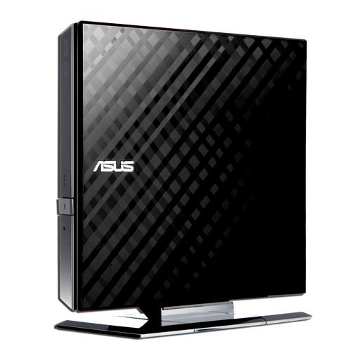 DVW ASUS SDRW-08D2S-U EXT Slim USB Lite Black Retail Wave-