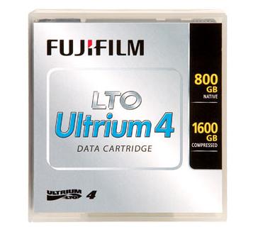 FUJITSU LTO-4 Data Tape 5erPack mit Random Label