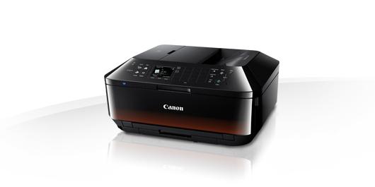CANON Pixma MX925 A4 MFP injekt auto beidseitiger Dokumenteneinzu bis 35 Blatt 7,5cm 3Zoll TFT drucken scannen kopieren und faxen