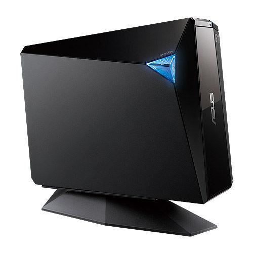Blu-ray RW  EXT USB3 ASUS BW-12D1S-U 12x Retail extern retail