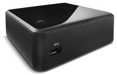 Barebone Intel NUC Kit DC53427HY