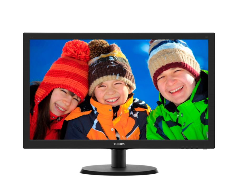 "MONITOR LED 21.5"" PHILIPS 223V5LSB2"